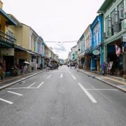 Phuket, Thailand's 'ghost town,' increases COVID vaccines in order to reopen to tourists.